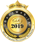 Best Web 2019 Most Populer Website Award